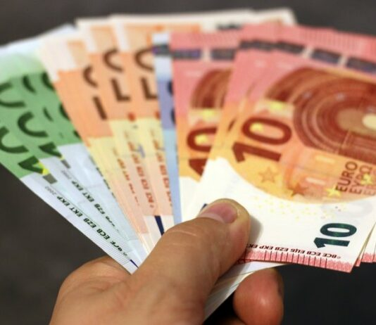 tipping in germany